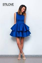 Дюймовочка платье